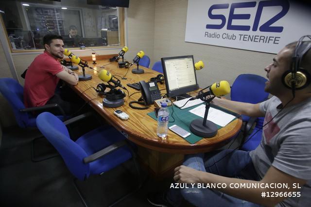 Entrevista a Omar Ramos, exjugador del CD Tenerife