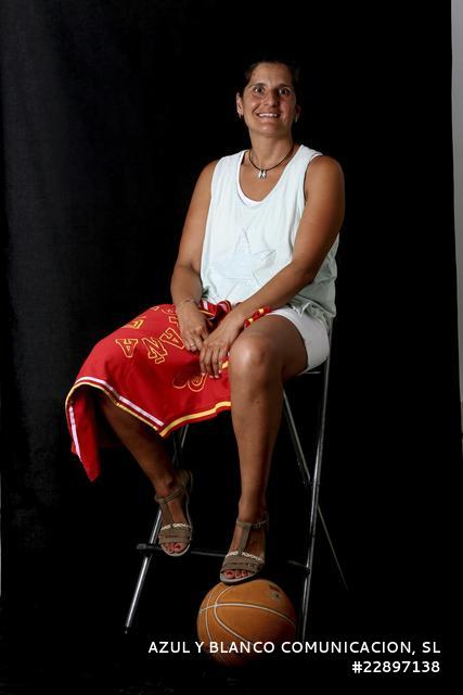 Lidia Mirchandani, jugadora de baloncesto