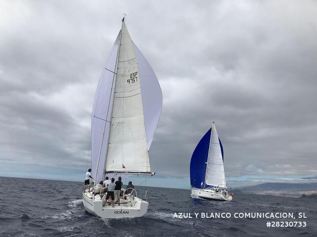 Regata Amarilla Marina 2018