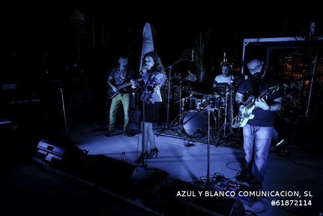 Fiesta en el RC Club Náutico de Tenerife