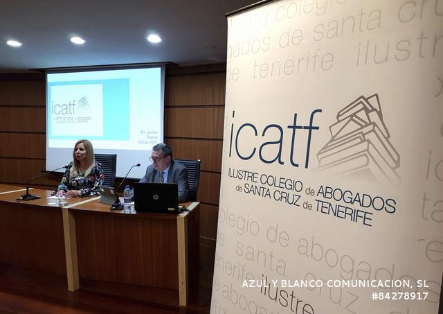 Jornada de Formación en el ICATF