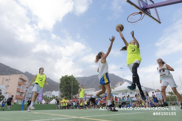 Torneo 3x3 de Bajamar