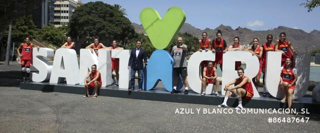 Mundobasket femenino Tenerife 2019