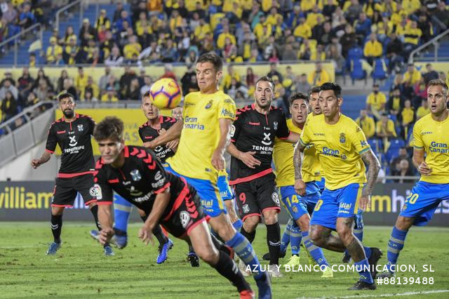 UD Las Palmas-CD Tenerife